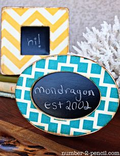 Make Your Holidays: 6 DIY picture frame projects
