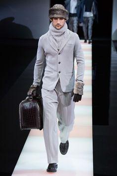 Giorgio Armani - Fall 2015 Menswear.dv.