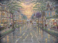 """Robert Finale - """"Ocean Breeze on Jackson Street"""""""