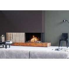 Faber Matrix hoek gashaard met bijzonder plateau Modern, Home Decor, Trendy Tree, Decoration Home, Room Decor, Interior Decorating