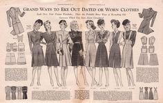 Make it work 1940s style