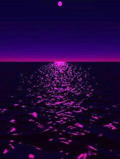 50 shades of purple (gif) Purple Haze, Shades Of Purple, Dark Purple, Purple Sunset, 50 Shades, Purple Aesthetic, Aesthetic Gif, Aesthetic Grunge, All Things Purple
