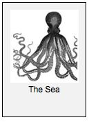 I'm always looking for sites that offer free artwork to use in my DIY projects. Both the Graphics Fairy and Vintage Printable have amazing free Sea life clip art for you to use in your DIY projects, this Octopus is one of my favorites. Clip Art Vintage, Images Vintage, Graphics Fairy, Free Graphics, Kraken Sea Monster, Octopus Images, Octopus Pictures, Gravure Illustration, Steampunk Octopus