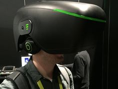 3DHead to Rival Oculus Rift | There's a hot new virtual reality headset around in the tech market.