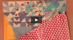 Shifting Layers is a stop motion animation that makes up a series of works titled 'Three Sides'. 'Three Sides' refers to the red and white…