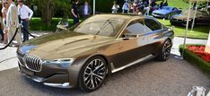 BMW Vision Future Luxury Concept (Could be the 9 series prototype)