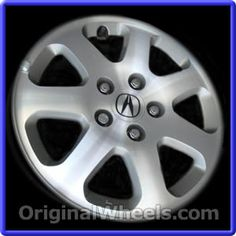 OEM 2001 Acura CL Rims - Used Factory Wheels from OriginalWheels.com #Acura #AcuraCL #CL #2001AcuraCL #01AcuraCL #2001 #2001Acura #2001CL #AcuraRims #CLRims #OEM #Rims #Wheels #AcuraWheels #AcuraRims #CLRims #CLWheels #steelwheels #alloywheels #OEMwheels #factorywheels #OEMrims #factoryrims