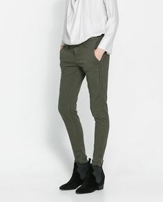 Image 2 of CARGO TROUSERS from Zara