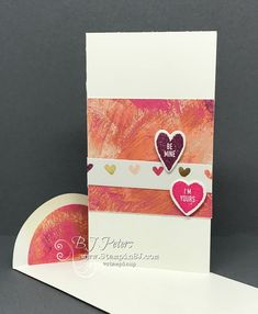 Painted with Love, Lots to Love Box, Sure Do Love YOu, Stampin' Up!