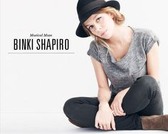 Chris Boals Artists - Kevin O'Brien has shot another Madewell muse - musician and fashion it girl Binki Shapiro