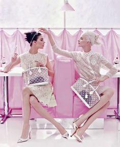 Referência é tudo: veja as imagens do passado que inspiraram editoriais de moda atualmente   Chic - Gloria Kalil: Moda, Beleza, Cultura e Comportamento