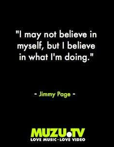 A Quote from ...Jimmy Page ...