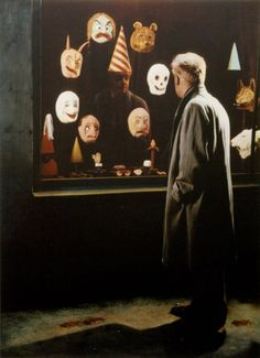 Teun Hocks, Untitled, 1994, Oil on toned gelatin silver print