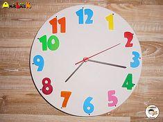 anjelicek / Hodiny Clock, Decor, Watch, Decoration, Clocks, Decorating, Deco