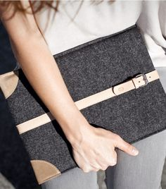 8 Incredibly Chic Laptop Cases via @mydomaine