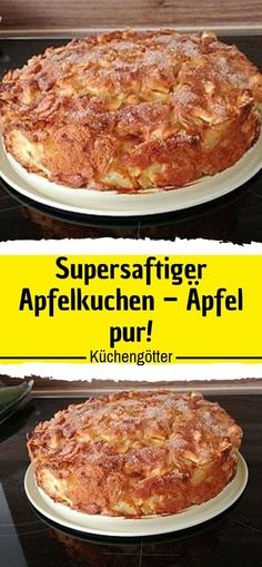Ingredients: 125 g margarine or butter, soft 125 g sugar 3 egg (s) . Ingredients: 125 g margarine or butter, soft 125 g sugar 3 egg (s) pck. Apple Desserts, Easy Desserts, Mary Berry, Apple Ingredients, 1200 Calorie Diet Plan, Cinnamon Roll Cookies, Snack, Cake Recipes, Food Porn