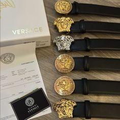 - Versus By Versace Accessories – Versace belts Versus By Versace Accessories – Versace belts Versace Jewelry, Versace Belt, Versace Dress, Luxury Belts, Luxury Jewelry, Jewelry Accessories, Fashion Accessories, Jewelry Box, Men Accessories