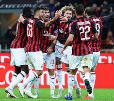 Blog Esportivo do Suíço:  Zagueiro marca contra e a favor em vitória do Milan sobre o Genoa Ac Milan, Wall Papers, Rainbow, Club, Phone, Sports, Pictures, Rainbows, Wallpapers