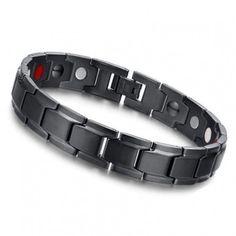 Magnetický terapeutický náramok Diana, Charmed, Unisex, Bracelets, Jewelry, Jewlery, Jewerly, Schmuck, Jewels
