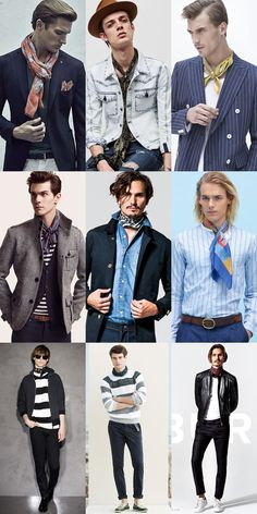 The 5 Staples Of French Style: 4. Scarves, Foulards, Cravats Lookbook Inspiration