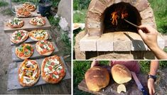 Build Your Own Pizza Oven For $20 | Health & Natural Living
