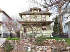 1905 foursquare house - 1310 S 35Th Ave Omaha, NE