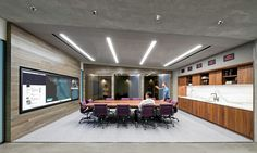 Uber | O+A #office #interiordesign #workplace