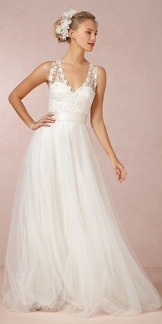 not sure about the straps but gorgeous dress
