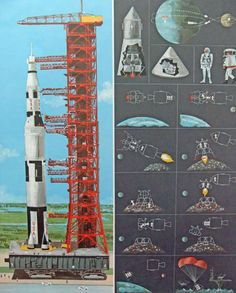 Apollo Project Pictures - Apollo spaceship #PeonyandThistlePaper,