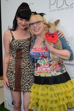 Paws Fashion Show 2011 - kirsten-vangsness Photo
