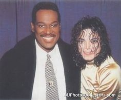 Luther Vandross and Michael Jackson... who would have dreamed they'd be gone so soon?