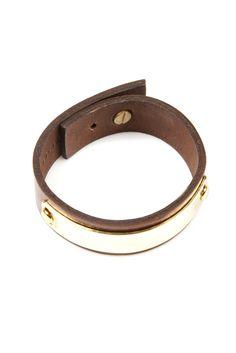 ::Leather Cuff