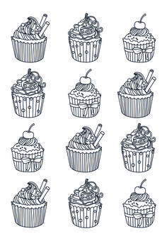 coloring-page-adults-cupcakes-easy-Celine.jpg (2258×3260)