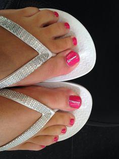 In my pink bikini;)))(CND)