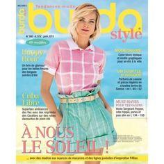 Magazine-BURDA-JUIN-2015-A-NOUS-LE-SOLEIL-49-modeles-avec-les-PATRONS-NEUF