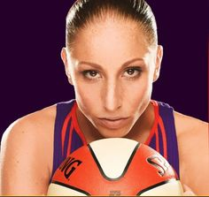 Diana Taurasi. Another basketball idol of mine