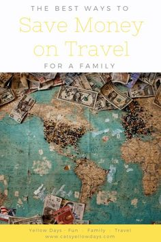 The cheapest ways to travel with a family - Top tips to help you fund all your travel dreams without breaking the budget or getting into debt. Travel With Kids, Family Travel, Ways To Travel, Travel Hacks, Travel Tips, Affordable Family Vacations, Family Friendly Holidays, Frugal Family, Free Things To Do