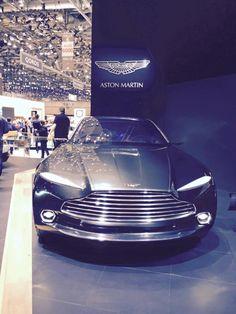 Aston Martin DBX concept car @ Geneva Motorshow 2015