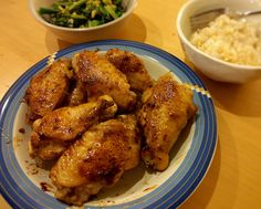 savorytouch | Chicken wings in homemade sauce