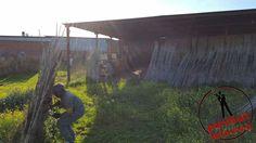 Reto espectacular en Paintball Talavera... no hubo una trinchera lo suficientemente profunda para nuestros amigos.