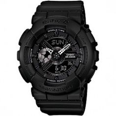 G-Shock Black Black With Pink Accents Baby-G Watch liked on Polyvor Casio G Shock, G Shock Watches, Sport Watches, Watches For Men, Black Watches, Wrist Watches, Women's Watches, G Watch, Casio Watch