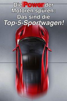 Die Top 5 Sportwagen des Jahres 2016 | eBay