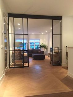 Top 30 Storage Room Door Concepts to Try to Make Your Bed Room Tidy and Spacious Home Living Room, Living Room Designs, Living Spaces, Interior Architecture, Interior Design, Make Your Bed, Room Doors, Home Fashion, New Homes
