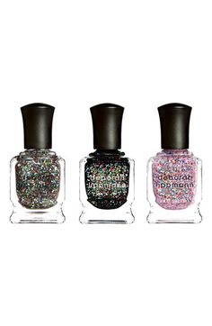 I love Deborah Lippmann polishes!
