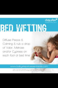 Baby Steps to Essential Oils – Bed Wetting Remedy with Young Living Essential Oils Yl Oils, Natural Essential Oils, Doterra Oils, Young Living Oils, Young Living Essential Oils, Bed Wetting, Behavior Modification, Natural Bedding, Living Essentials