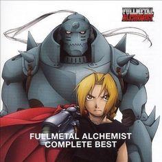Various Artists - Fullmetal Alchemist Complete Best - Various Artists CD 3EVG