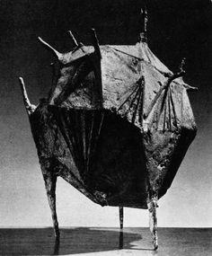 LYNN CHADWICK, THE MOON IN ALABAMA I, 1957