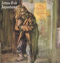 Aqualung, an Album by Jethro Tull. Released March 19, 1971 on Island (catalog no. ILPS 9145; Vinyl LP). Genres: Progressive Rock.  Rated #12 in the best albums of 1971, and #211 in the greatest all-time album chart (according to RYM users).  Featured peformers: Ian Anderson (flute, acoustic guitar, vocal, music, lyrics, producer), Clive Bunker (drums, percussion), Martin Barre (electric guitar, descant recorder), John Evan (piano, organ, Mellotron), Jeffrey Hammond (bass guitar, alto…