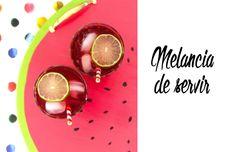 Para impressionar qualquer um: uma bandeja de melancia!