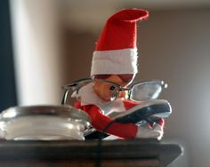 Elf on the Shelf Texting